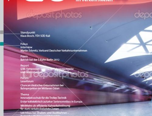 Artikel: Oberleitungsanlagen Gotthardbasistunnel