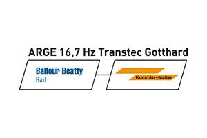 ARGE 16,7 Hz Transtec Gotthard