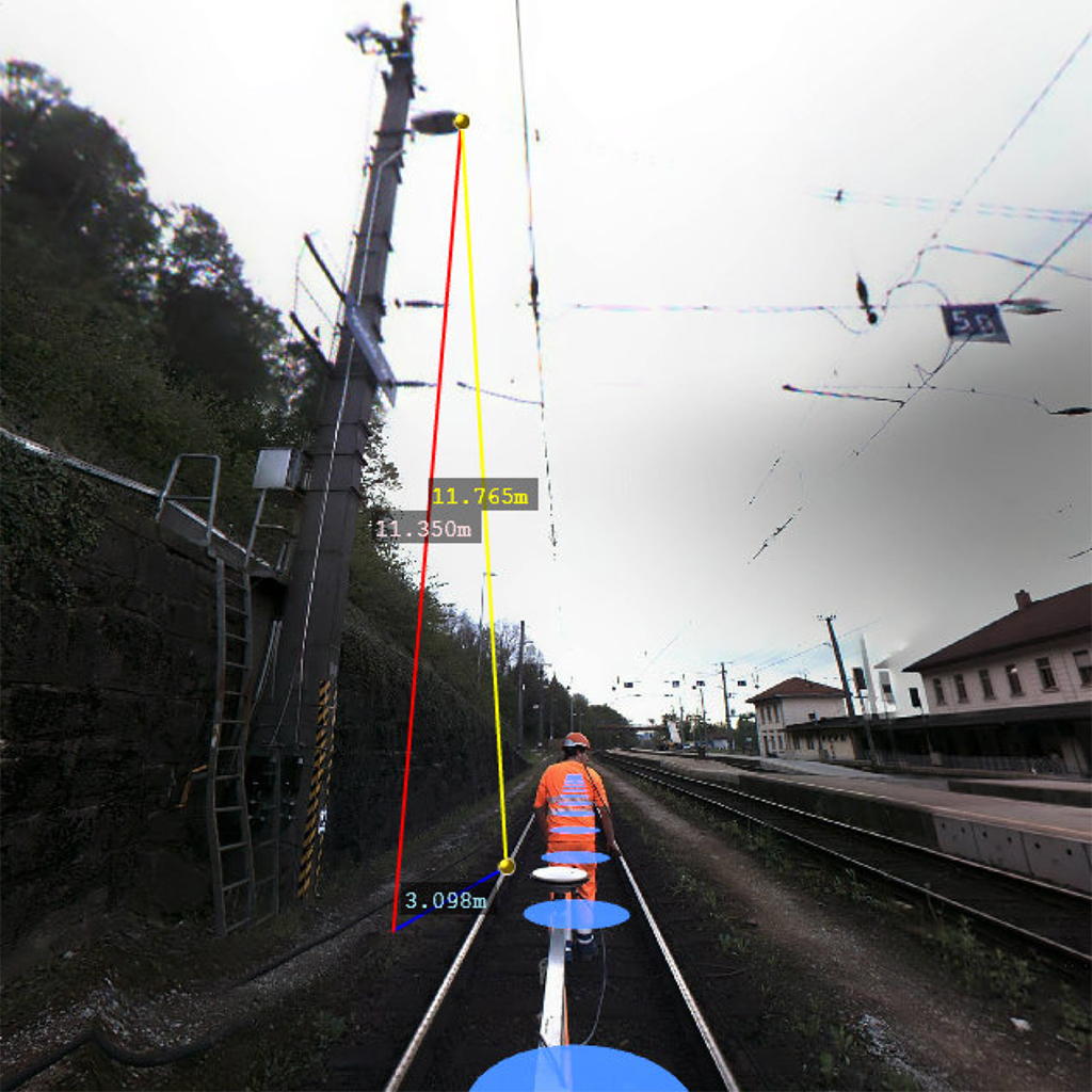 Mobile Mapping 3D OEBB 02