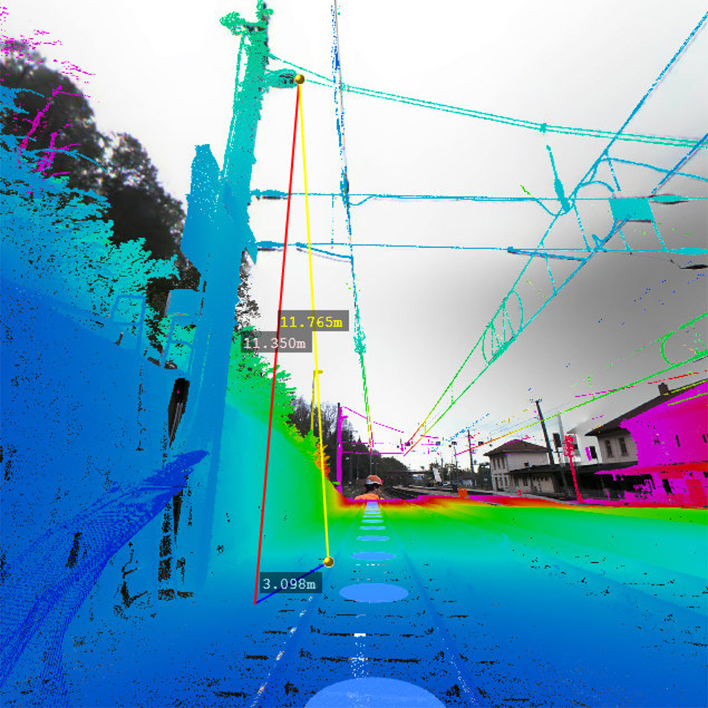 Mobile Mapping 3D OEBB 03