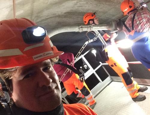 Project: Operational Test Report Gotthardbasistunnel (GBT)